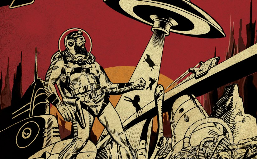 Con 2020 Back to Earth lo space stoner dei KAYLETH torna per aiutare la terra. L'intervista con laband.
