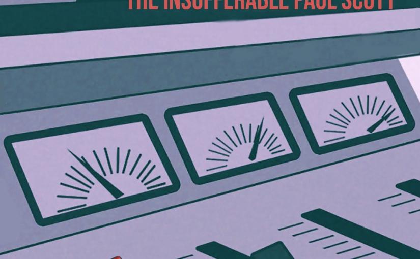 PAUL SCOTT torna al tempo delle radio e dei negozi di dischi con l'ultimoEP