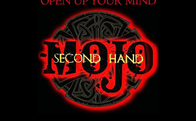 SECOND HAND MOJO: il nuovo singolo OPEN UP YOUR MIND non è di secondamano!