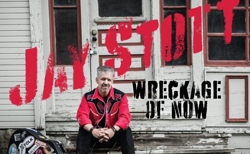 Sulle strade americane con JAY STOTT: WRECKAGE OF NOWconvince
