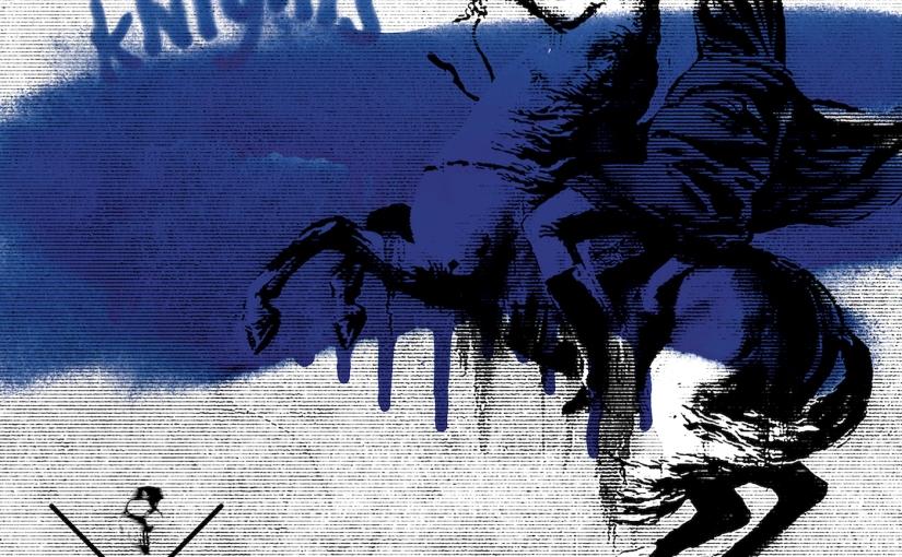 KNIGHTS DEI BLACK NOTE GRAFFITI: UN SINGOLO CHE SI DISEGNA SENZA SCHIZZI SUL MURO DELROCK