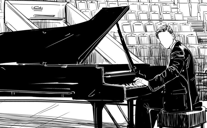 Chi va piano…va forte. Krennerich a soli 22 anni regala due perle di musica pura, calma edemozionante.