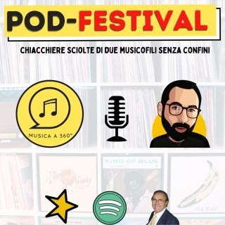 POd-Festival: il podcast su Sanremo 2021 di Johnny (VINILICAMENTE) e Francesco Bommartini (AccessoRiservato)
