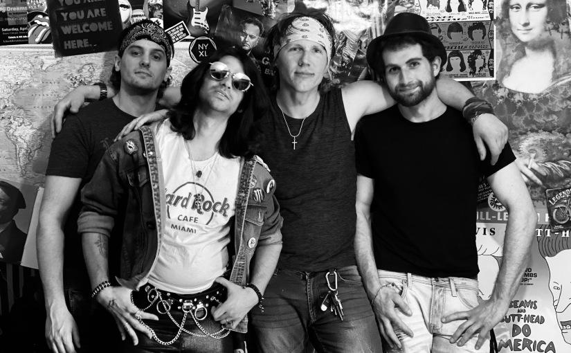 L'hard rock dei Lÿnx nato durante la quarantena per brillare sui palchid'Europa