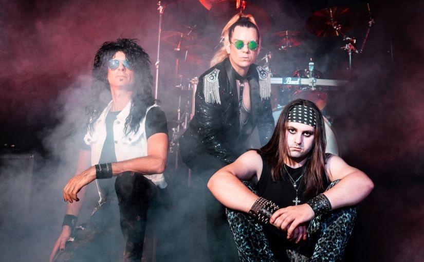 OTHERSIDE è il nuovo album dei FALLEN ANGELS, in pubblicazione con ANDROMEDARELIX